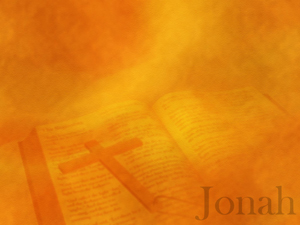 The Book of Jonah Christian PowerPoint Templates