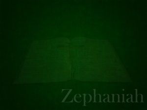 The Book of Zephaniah Christian PowerPoint Templates