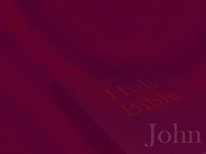The Book of John Christian PowerPoint Templates