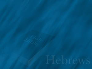 The Book of Hebrews Christian PowerPoint Templates