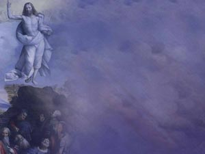 Ascension of Jesus Christian PowerPoint Templates