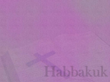 The Book of Habakkuk Christian PowerPoint Templates