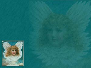 Angel Christian PowerPoint Templates