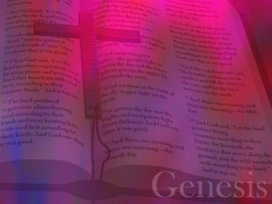 The Book of Genesis Christian PowerPoint Templates
