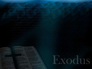 The Book of Exodus Christian PowerPoint Templates