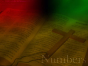 The Book of Numbers Christian PowerPoint Templates