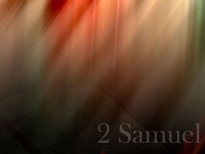 The Book of 2 Samuel Christian PowerPoint Templates
