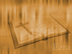 The Book of Ezra Christian PowerPoint Templates