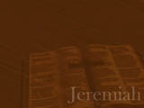 The Book of Jeremiah Christian PowerPoint Templates