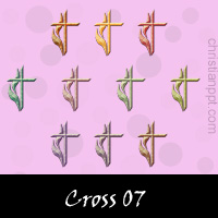 Free Cross Embellishments
