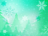 Snowflakes PowerPoint Templates and Themes