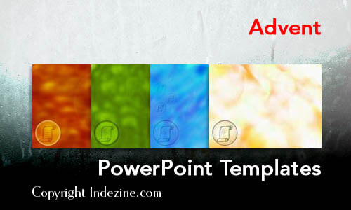 Advent PowerPoint Templates