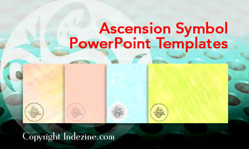 Ascension Symbol PowerPoint Templates