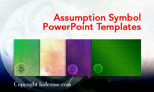 Assumption Symbol PowerPoint Templates