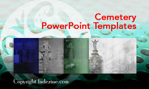 Cemetery PowerPoint Templates