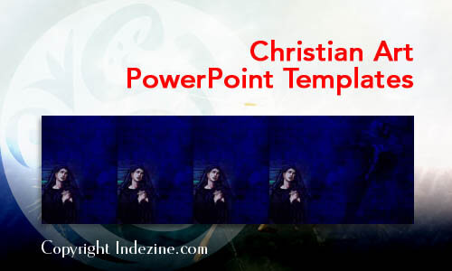 Christian Art PowerPoint Templates
