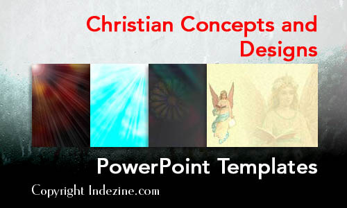 Christian Concepts and Designs Christian PowerPoint Templates