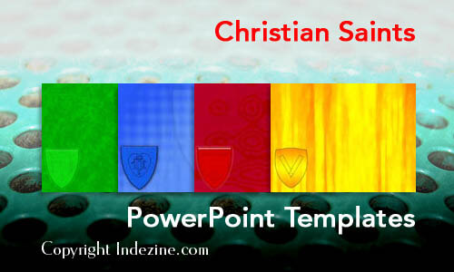 Christian Saints Christian PowerPoint Templates