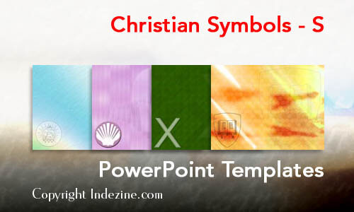 Christian Symbols - S Christian PowerPoint Templates