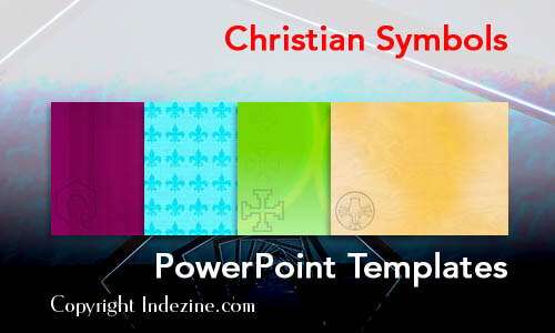 Christian Symbols Christian PowerPoint Templates