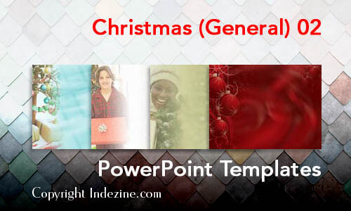 Christmas (General) 02 Christian PowerPoint Templates