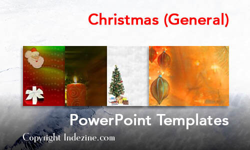 Christmas (General) Christian PowerPoint Templates