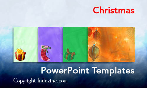 Christmas Christian PowerPoint Templates