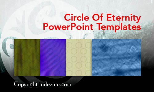 Circle of Eternity Christian PowerPoint Templates