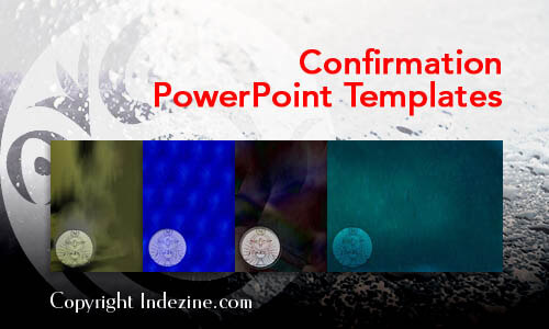 Confirmation Christian PowerPoint Templates