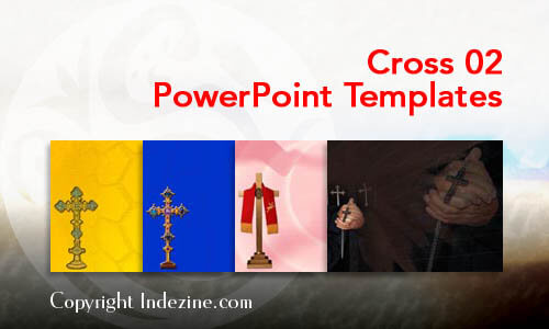 Cross 02 PowerPoint Templates