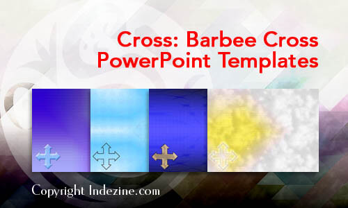 Cross: Barbee Cross PowerPoint Templates