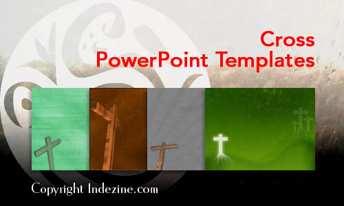 Cross Christian PowerPoint Templates