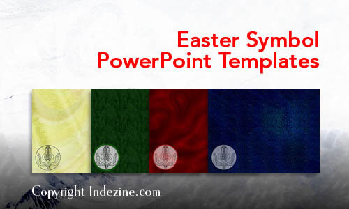 Easter Symbol PowerPoint Templates