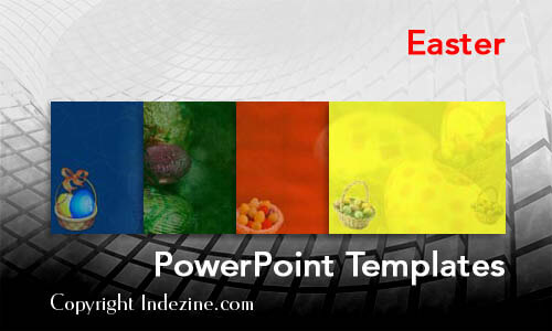 Easter Christian PowerPoint Templates
