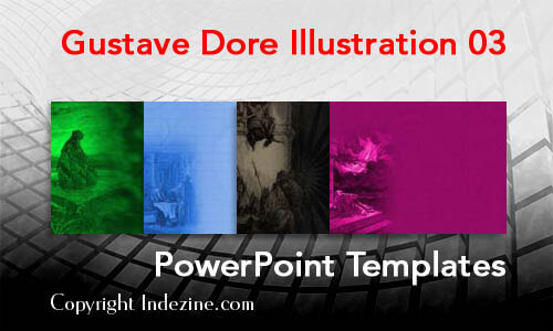 Gustave Dore Illustration 03 Christian PowerPoint Templates