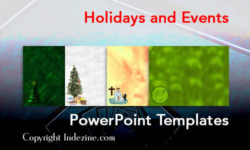 Holidays and Events Christian PowerPoint Templates
