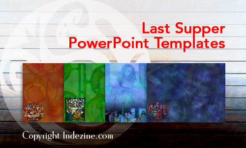 Last Supper PowerPoint Templates