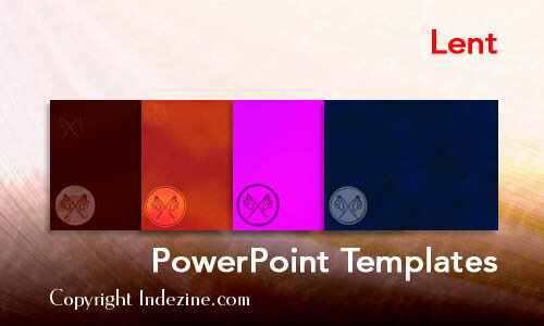 Lent Christian PowerPoint Templates