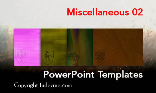 Miscellaneous 02 PowerPoint Templates