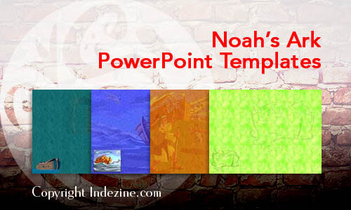 Noah's Ark Christian PowerPoint Templates
