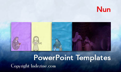 Nun PowerPoint Templates
