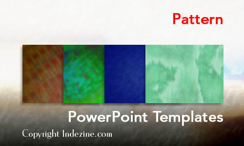 Pattern PowerPoint Templates