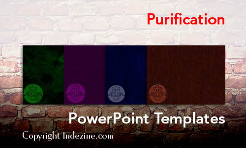 Purification Christian PowerPoint Templates