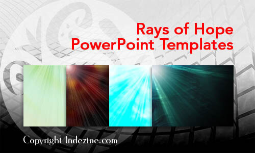 Rays of Hope Christian PowerPoint Templates