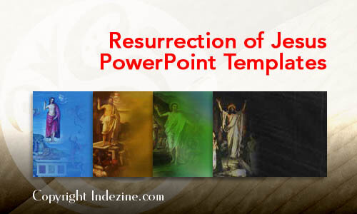Resurrection of Jesus PowerPoint Templates