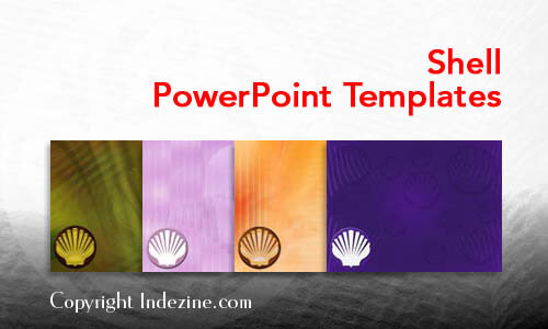 Shell PowerPoint Templates