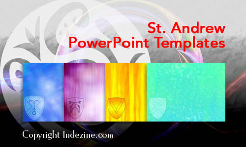 St. Andrew PowerPoint Templates