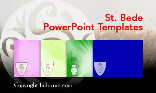 St. Bede PowerPoint Templates
