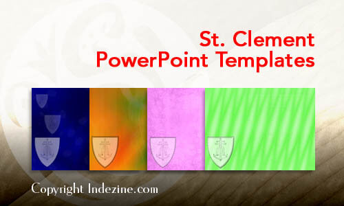 St. Clement PowerPoint Templates