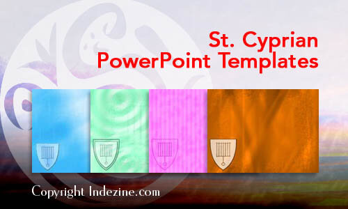 St. Cyprian PowerPoint Templates